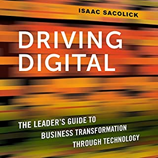 Driving Digital audiobook cover art