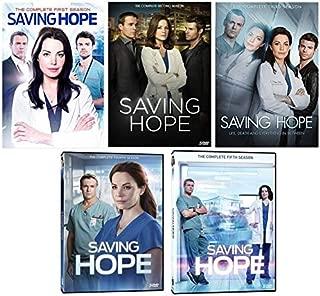 Saving Hope Complete Series (Seasons 1 - 5) (English)