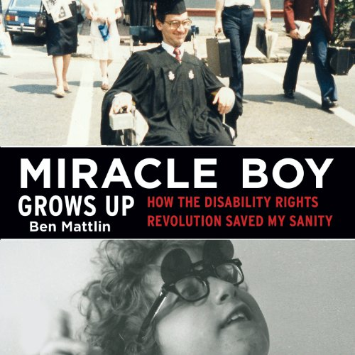 Miracle Boy Grows Up audiobook cover art