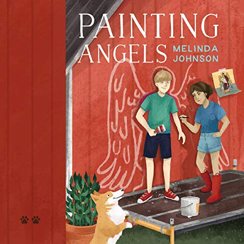 Painting Angels  By  cover art