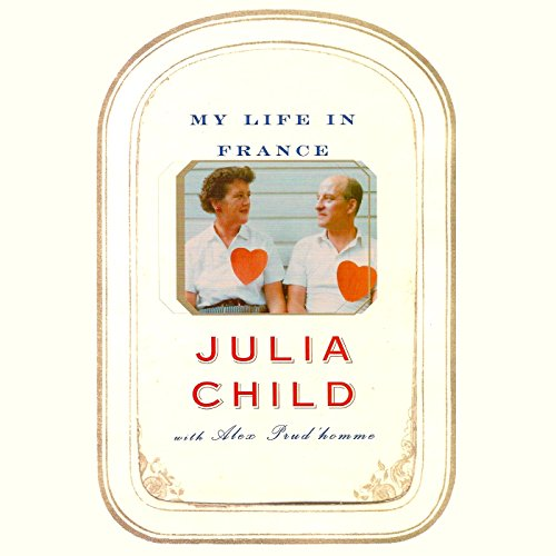 My Life in France audiobook cover art
