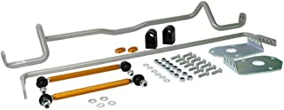 Whiteline BRK013 - Kit de barras estabilizadoras para Megane CC EZ0/1/Megane III Coupé/Grandtour/Hatchbk 2008-2015