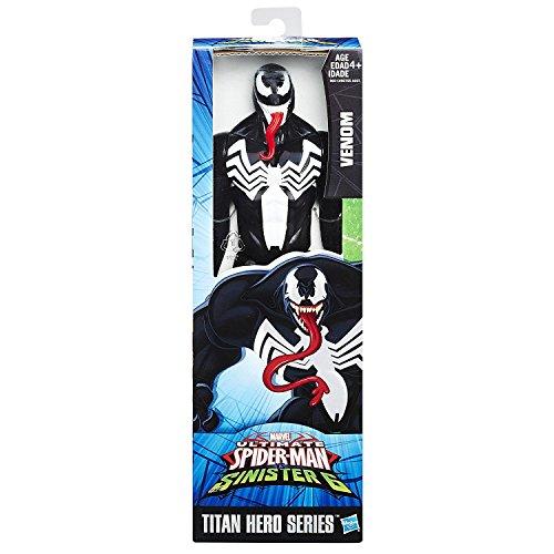 Spider-Man Ultimate vs.los Seis Siniestros:De la Serie de Figuras Titan Hero:...