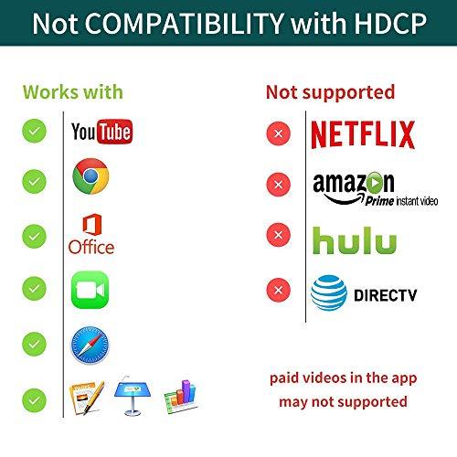 MPIO HDMI Kabel für Phone Pad, Phone zu TV, 1080P HDTV Digital AV Adapter für Phone 12, 11, X, 8, 7, 6, Pad Air, Mini, Pro, Pod Touch zu TV Projektor, Grau