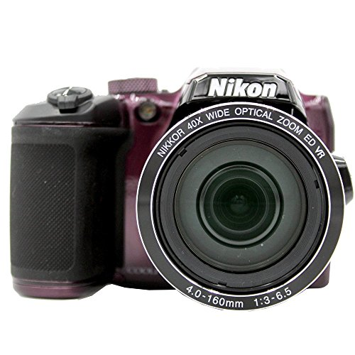 Nikon COOLPIX B500 Digital Camera (Purple)...