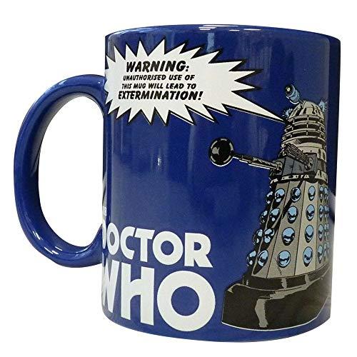 50 Fifty Dr Who Dalek Tasse