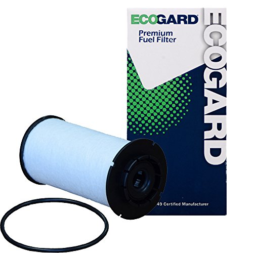 ECOGARD XF10321 Premium Fuel Filter Fits Ram 1500 3.0L DIESEL 2014-2018