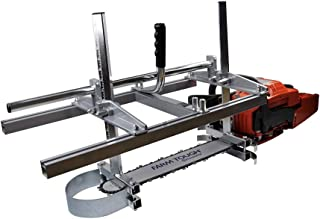 Farmertec Portable Chainsaw mill 36 Inch Holzfforma Planking Milling Saw Log Equipment Bar Size From 14'' to 36''