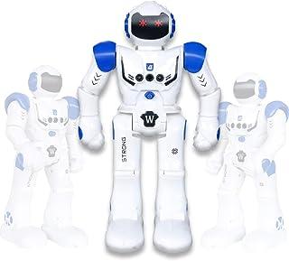 Vindany Inteligente RC Robot Juguete Control Remoto Gesto
