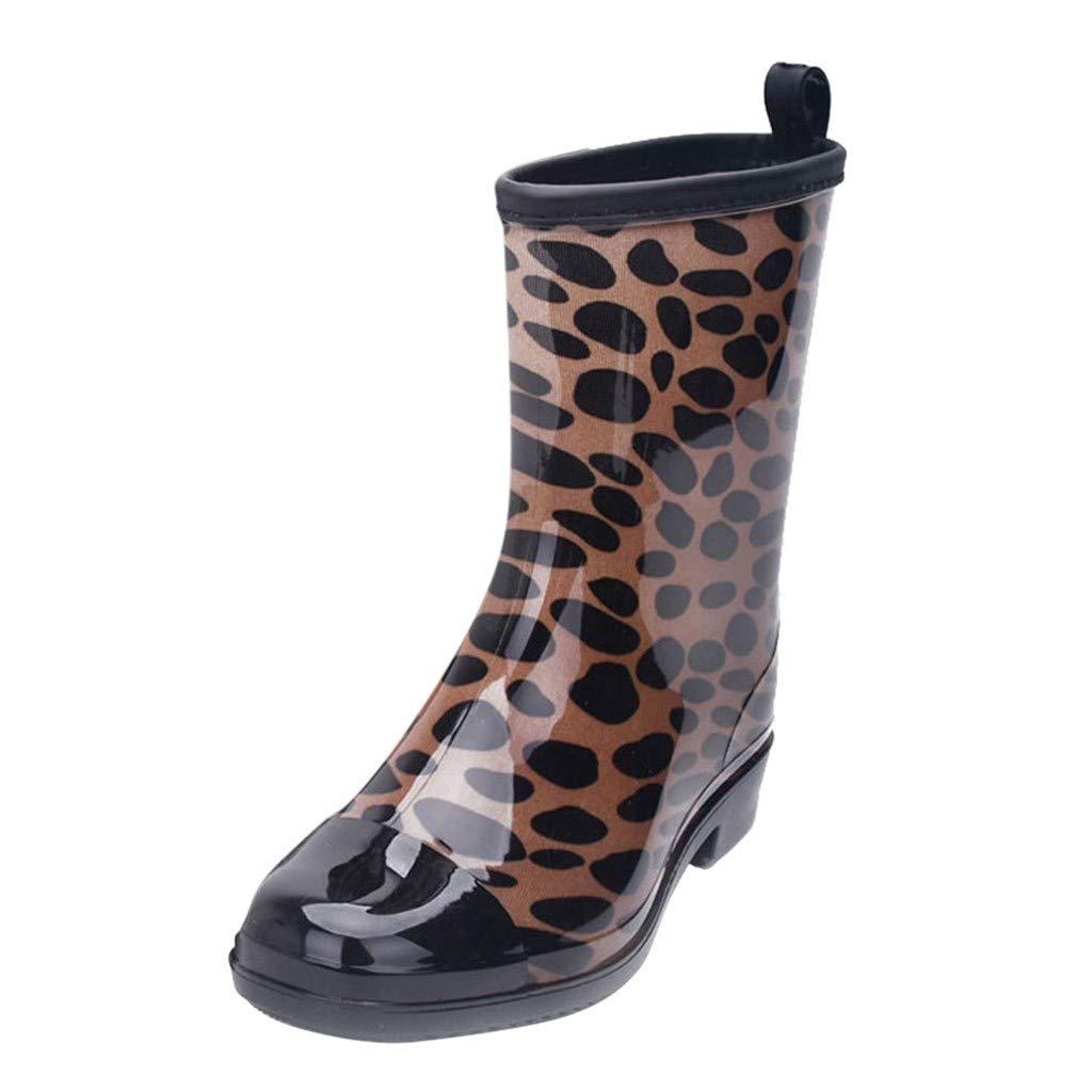 Non-Slip Rain Boots Li