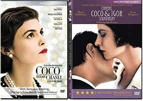 Coco Chanel & Igor Stravinsky / Coco Before Chanel - Double Feature 2-Pack