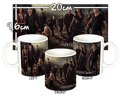 MasTazas The Vampire Diaries Season 6 Tasse Mug