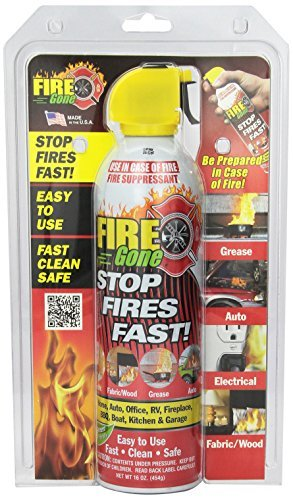 Fire Gone (FGC-1100) Suppressant Blister Pack - 16 oz. by Fire Gone