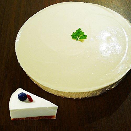 糖質85%カット 低糖質 レアチーズケーキ(糖質制限 チーズケーキ 5号 砂糖不使用 スイーツ 天然甘味料使用)