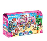 Playmobil Playmobil-9078 Paseo Comercial con 3 Tiendas (9078)