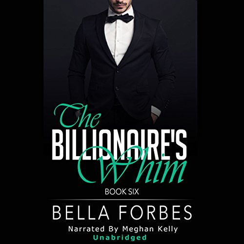 The Billionaire's Whim audiobook cover art
