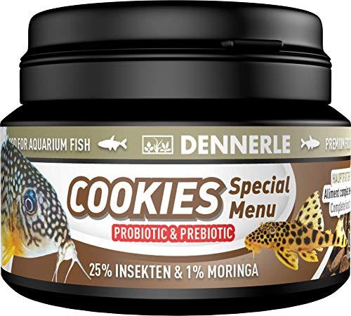 Dennerle Cookies Special Menu 100 ml - Futter für Bodenfische
