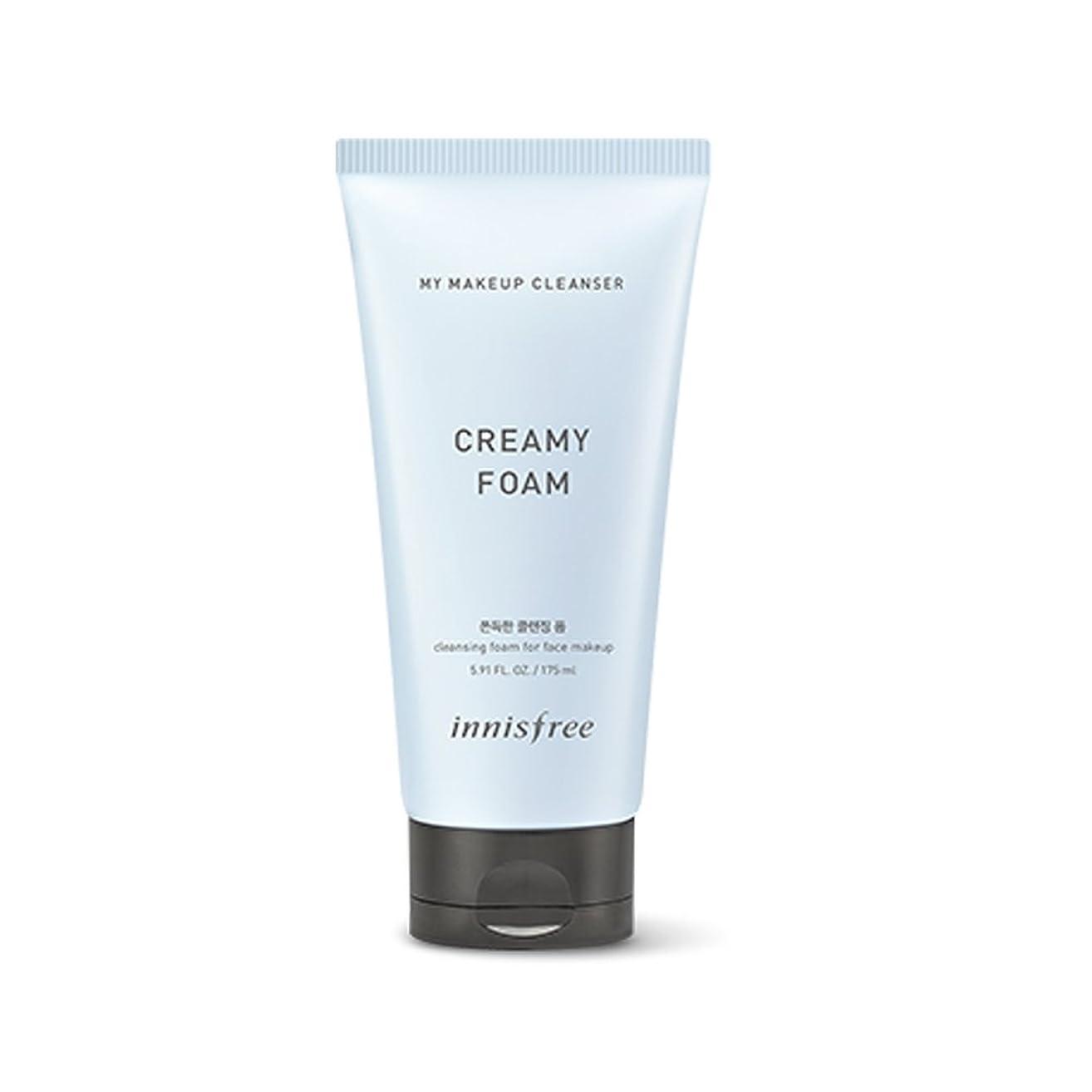 足ホース契約イニスフリーマイメイクアップクレンザー - クリームフォーム175ml Innisfree My Makeup Cleanser - Creamy Form 175ml [海外直送品][並行輸入品]