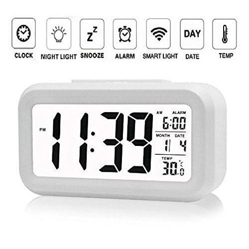 Buy Kay Kay Digital Smart Backlight Alarm Clock With Automatic