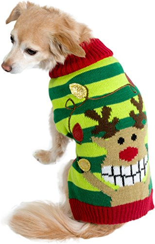 Dog Lovers will Love This Ugly Sweater, Makes a Great Stocking Stuffer