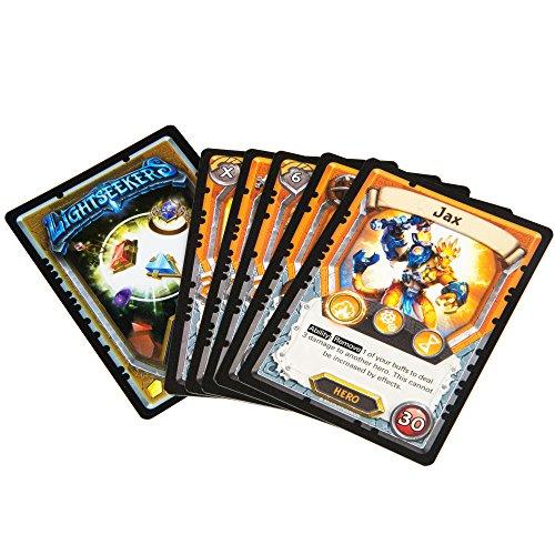 Lightseekers L71002 Tomy Tyrax Starter Set Kompatibel mit dem Spiel Ideal als Geschenk für Kinder ab 8 Jahre Englische Version - 5