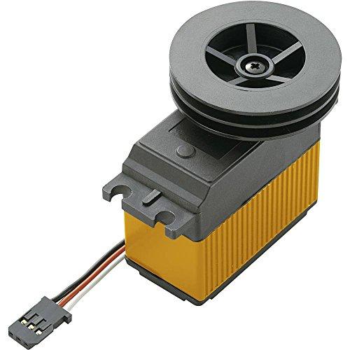 Modelcraft Spezial-Servo RS-10 Digital-Servo Getriebe-Material: Kunststoff Stecksystem: JR
