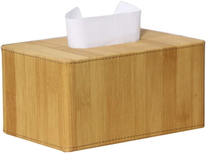 BFFDD Max 54% OFF Regular dealer Tissue Box Folder Paper Facial Towel Bag Storage Pa