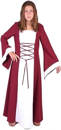Medieval pol dress Maira girl