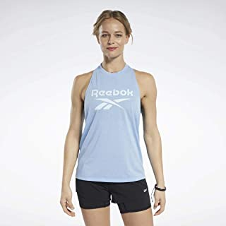 Reebok Women's Workout Ready Tank Top, Fluid Blue