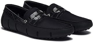 حذاء لوفرز للرجال من ماركة سوميز ، اسود