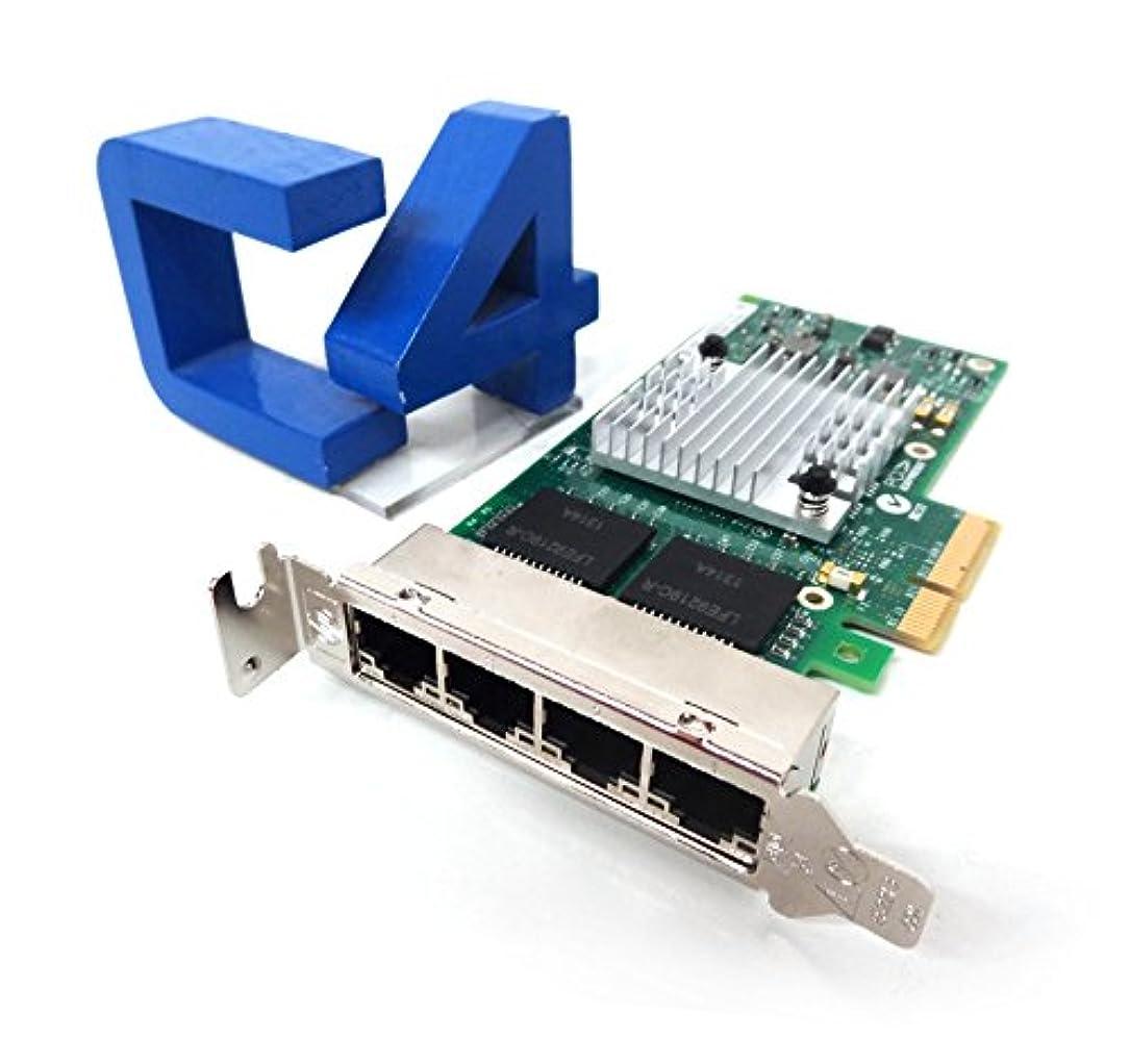 酔う認める初期HP 593722-b21?nc365t 10?GB QuadポートGigabitネットワークアダプタ