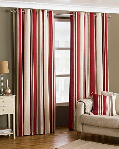 Riva Home Broadway 168X229 R/TOP CURT RASP, Himbeere, 66x90 (168x229cm)
