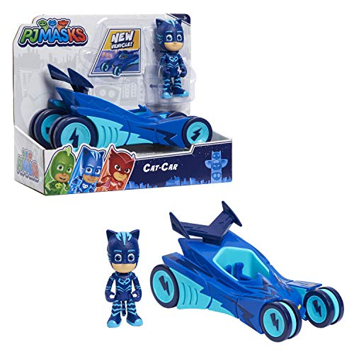 PJ Masks Catboy & Cat-Car, Multi-Color