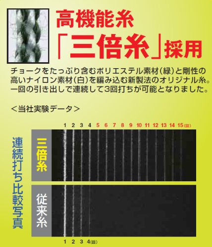 TJMデザイン『TAJIMAピーラインチョークはや巻V3(PL-V3)』