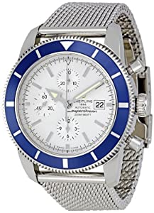 Breitling Men's A1332016/G698SS Superocean Heritage Chronograph Watch image