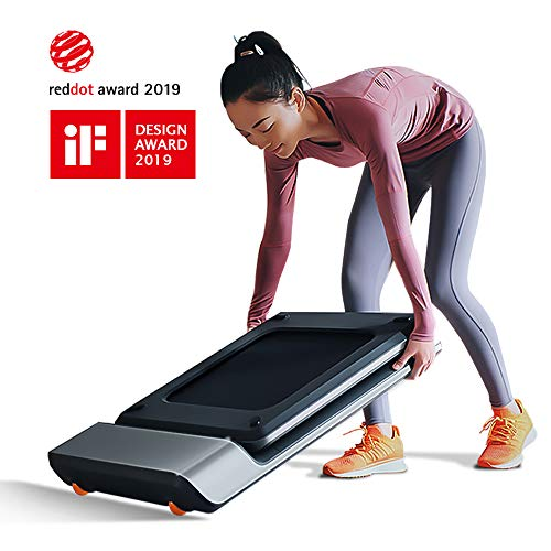 WALKINGPAD P1 Smart Walk Folding Treadmill - Slim Foldable Exercise Fitness Equipment Under Desk Running Walking Pad Outdoor Indoor Gym
