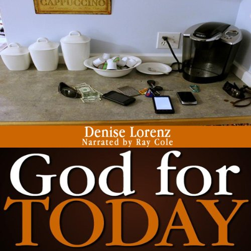 God for Today  By  cover art