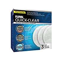 Durable micro-fine polyester pads Suitable for freshwater or marine environments Provides crystal clear aquarium water 3-pack