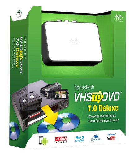 VHS to DVD 7.0 Deluxe