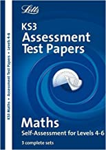 KS3 Assessment Test Papers – Maths 4-6