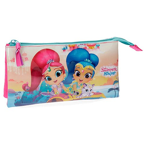 Shimmer and Shine Shiny Vanity, 22 cm, 1.32 liters, Multicolore (Multicolor)