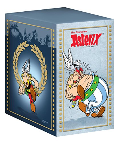 Asterix Books Collection - A Set of 36 Brand New...