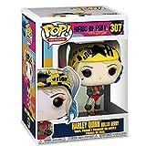 Funko Pop Heroes : Birds of Prey - Harley Quinn (Roller Derby) Figure Gift Vinyl 3.75inch for Villai...