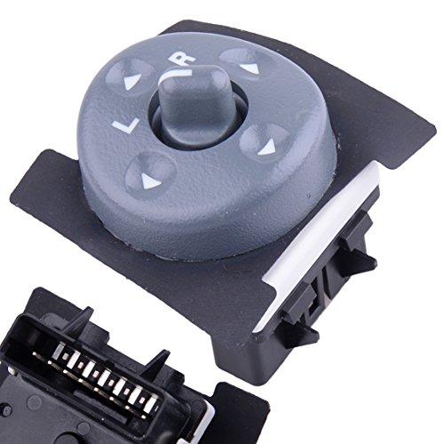 beler Interrupteur rétroviseur extérieur à Commande électrique pour Chevrolet Tahoe C K Série GMC 15009690