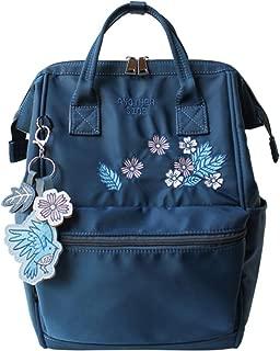 Women Daypack Water Resistant Nylon Diaper Bag Backpack