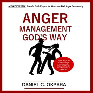 Anger Management God's Way audiobook cover art
