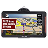 7 inch GPS Navigation for Car, Car GPS Portable Navigation System for Car Vehicle GPS, pre-Installed maps of The United States, Canada, Mexico and Central America