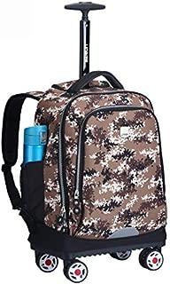 School Backpack College Rucksack - Boys Girls Laptop Backpack Fits 15.6 Inch Laptop Unisex Lightweight Daypack Port For Women Men (Color : E, Size : 33x21x53cm)