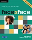 face2face Intermediate Workbook without Key Second Edition
