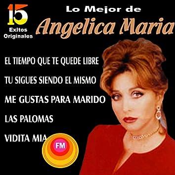 Lo Mejor de Angélica María